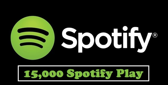 Provide 15,000 Spotify Plays