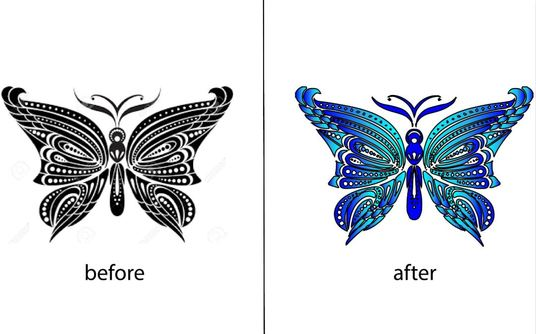 I will vector trace your logo in High Resolution within 24 hours