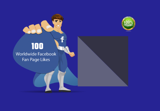 Give You Genuine 100 Fan Page Likes