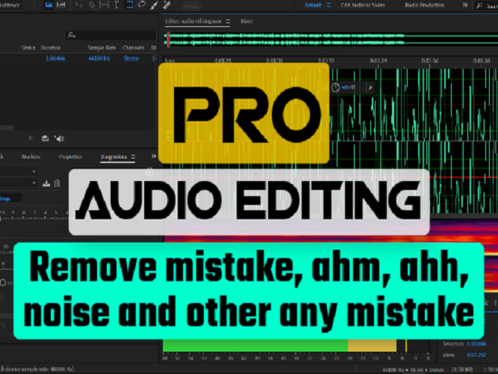 do audio edit within 24 hours