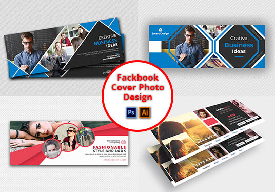 Do Professional And Modern Facebook Cover Photo Banner Design for £5 :  Raju97 - fivesquid