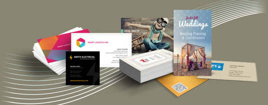I will design elegant brochure, flyer,  visiting card, packing sticker, banner