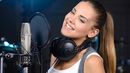 I will Record 30 seconds American Female Voiceover  For Commercials And Automated Systems
