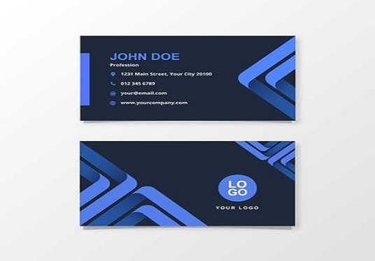 I will design professional Modern business card,visiting cards, designs