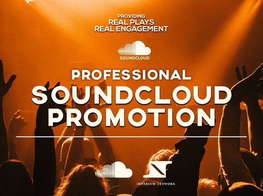 I will Do Organic Soundcloud music Promotion To Targeted Audience