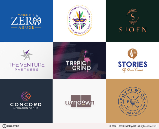 I will design versatile logo for you