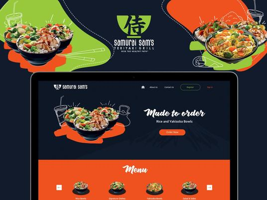 I will design awesome web ui and psd templates