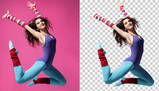 I will do awesome & clean image background removal