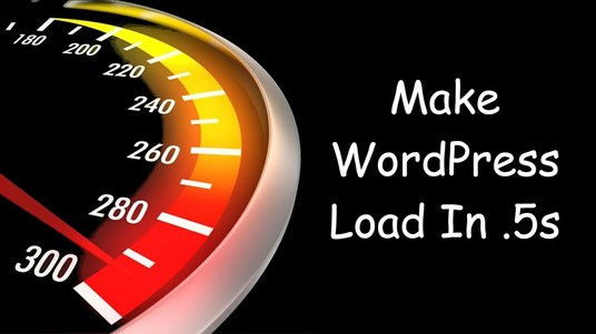 I will do speed optimization to your website