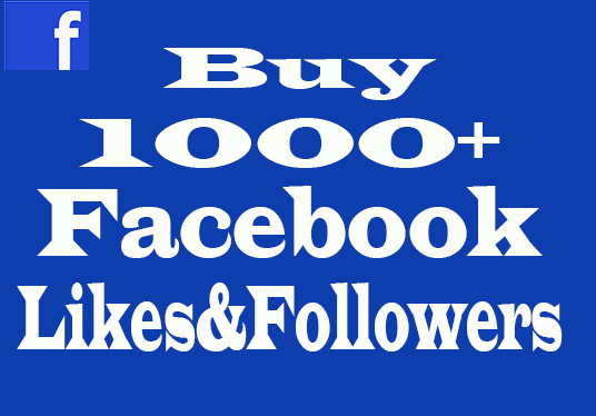 I will Add 1000+ Non-Drop Facebook Likes & Followers