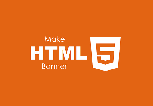 I will design 6 HTML5 banners ad