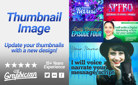 I will create a feature or thumbnail image
