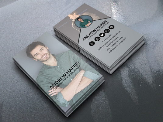 I will design modern business card, letterhead and stationary items