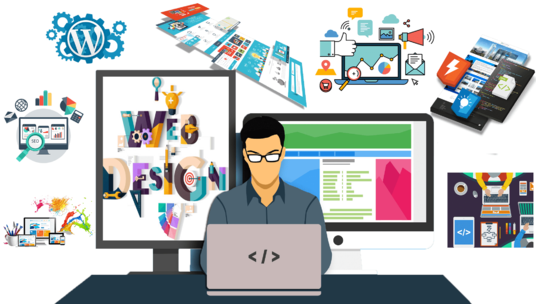 I will Create WordPress Website Design Or Blog Or Ecommerce