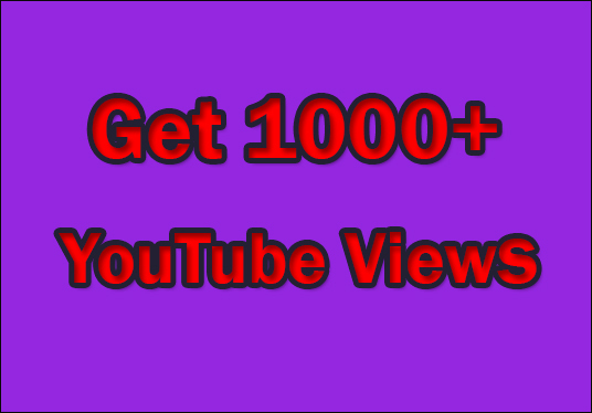 I will do you tube promotion
