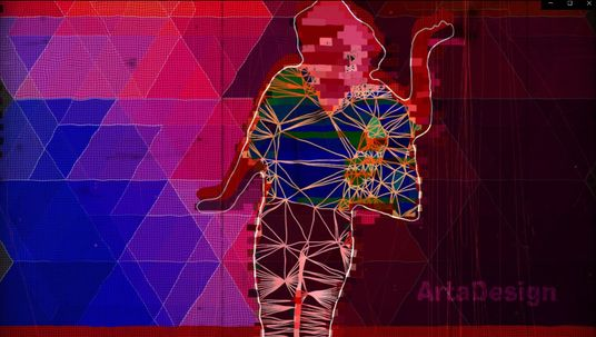 rotoscope your video with special effects