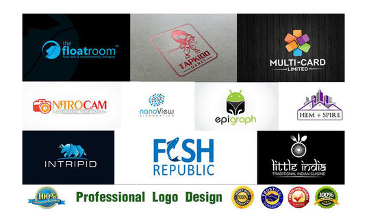 I will design awesome business logo within 24hrs