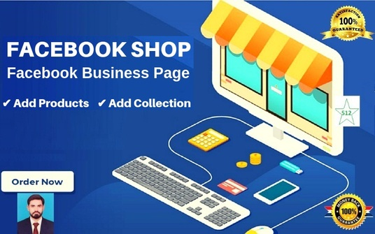 I will Setup Facebook Business Page, Create Fb Shop Or Store, Manage Business Page