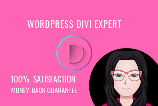 I will Design Responsive Wordpress Website By Divi Theme And Divi Builder