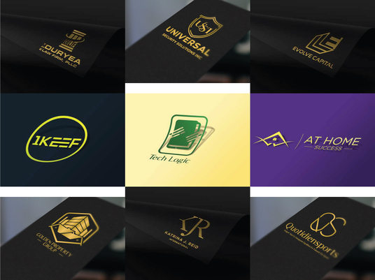 I will Design Professional Eye- catching logo
