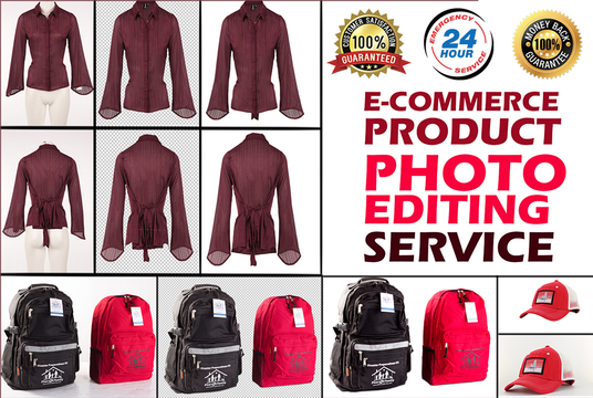 I will Remove background of 25 product images for amazon, ebay in 24hrs