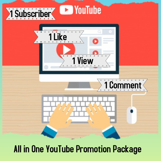 I will promote YouTube Video Small Package