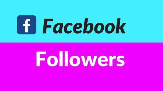 I will provide 1,000 Facebook Real and Active Followers