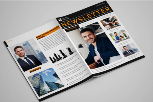 I will Design Professional Amazing Newsletter