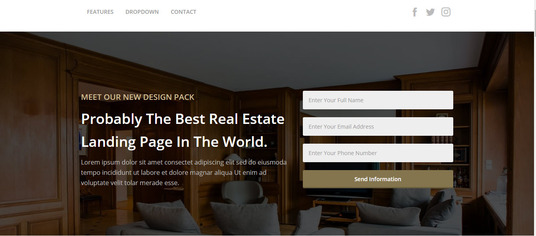 I will Create The Best Landing Page Ever