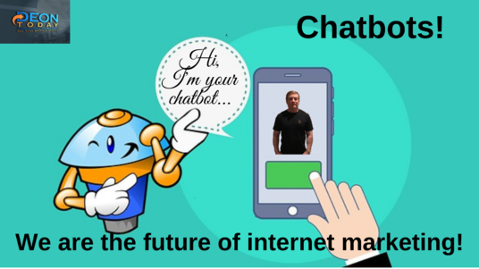 I will build a chatbot that makes sales