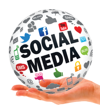 provide you with 11 Social Media accounts