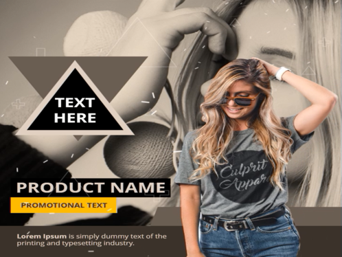 Create Product Promo Video For Ecommerce