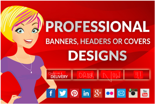 I will Design A Professional Soundcloud Banner