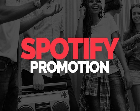 I will Do Spotify Promotion And Integrated Spotify Music Promotion
