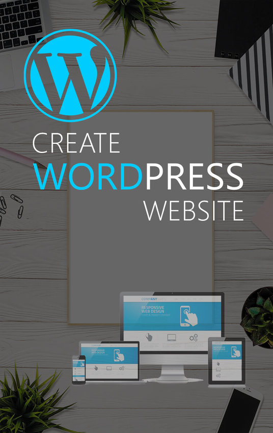 I will design wordpress website, develop wordpress website