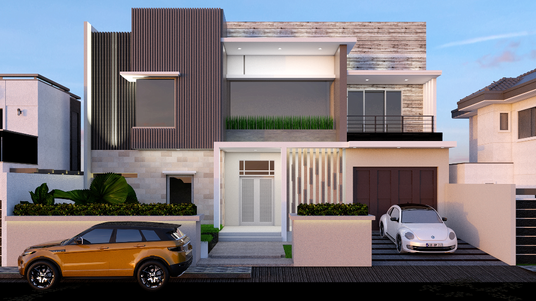 make Exterior or Interior rendering with vray for sketchup