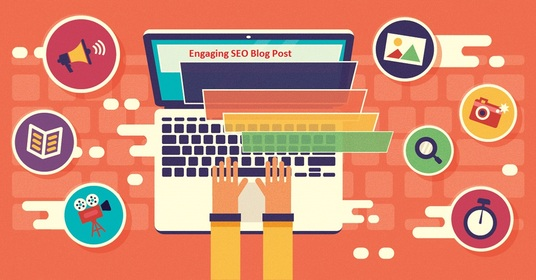I will Write You An SEO Blog Post That Pulls The Reader In