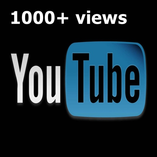 I will Provide 1,000 High-Quality Youtube Views
