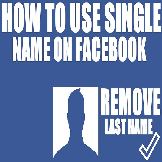 I will Create Single Name Facebook Account And Page For You