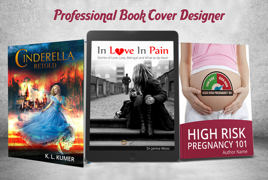 I will design professional book cover or ebook cover within 24 hours