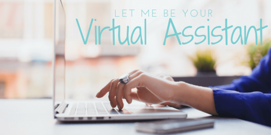I will be your Virtual Assistant for data entry, market research