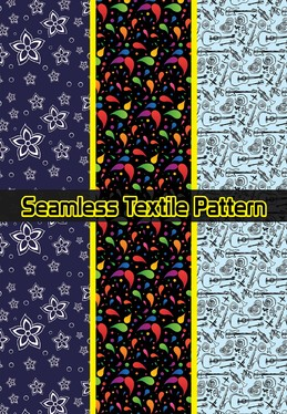 Design Seamless Patterns And Textile Print Patterns