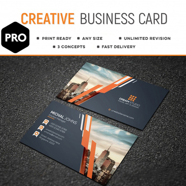 design 3 eye catching business card concepts