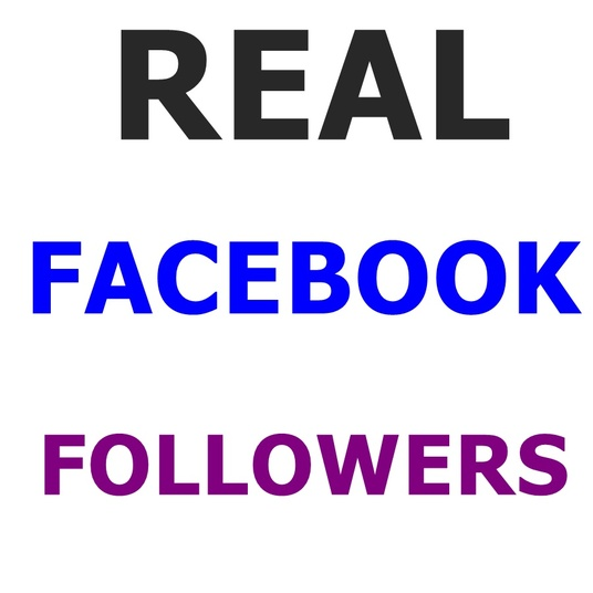 I will provide 100 real and active facebook followers