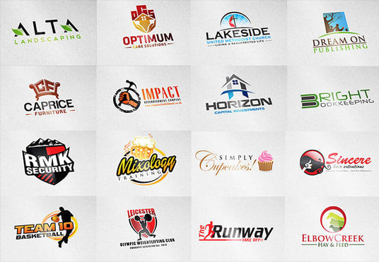 I will logo design with free vector files
