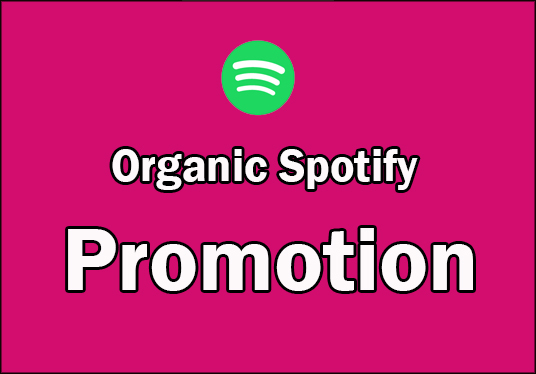 I will Do Super Fast Spotify Music Promotion