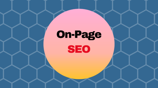 I will do On page SEO for your blog site