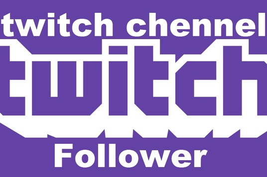 I will add 500 Real twitch channel Follower