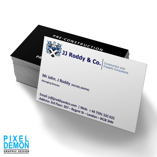 I will design your business cards