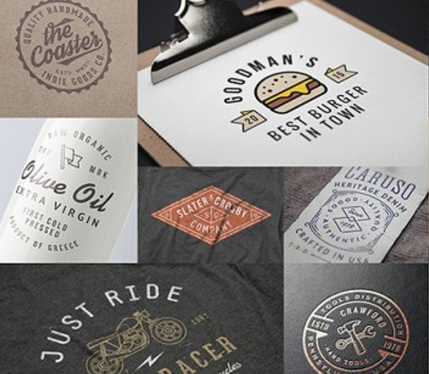 Make 5 Professional 3d Mock ups Of Your logo or Product